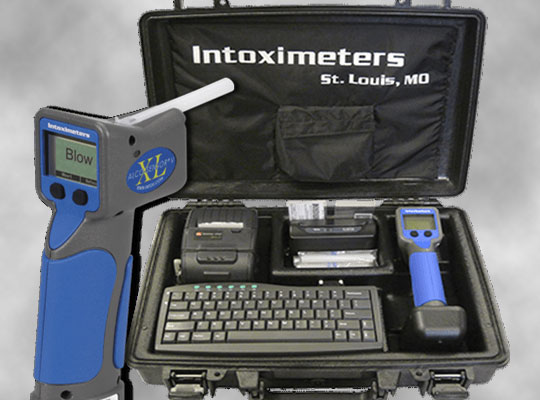 Breath Test Devices